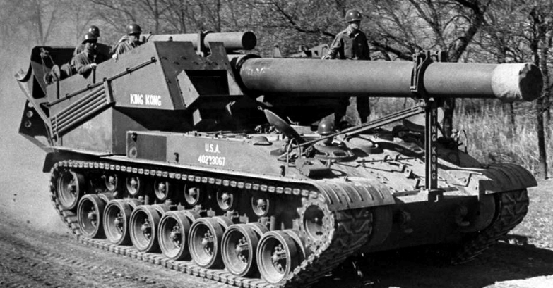 САУ 240-mm Howitzer Motor Carriage Т-92