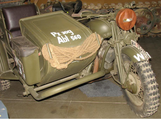 Мотоцикл Sarolea 1000 38-Н