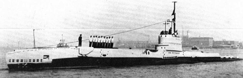 Подводная лодка «Sealion»