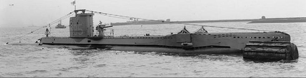 Подводная лодка «Unique»