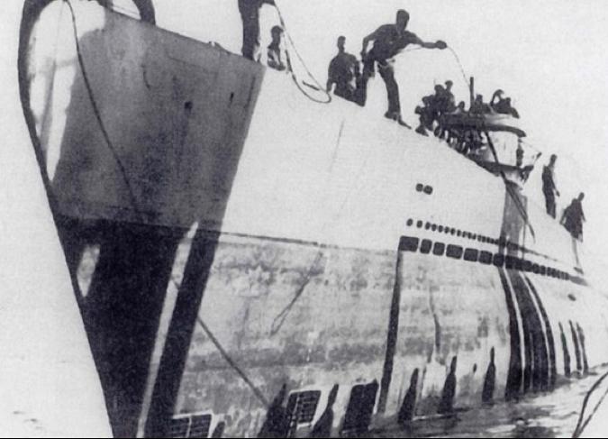 Подводная лодка «U-463»