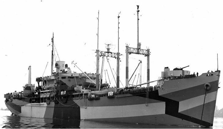 Плавбаза гидроавиации «St. George» (AV-16)