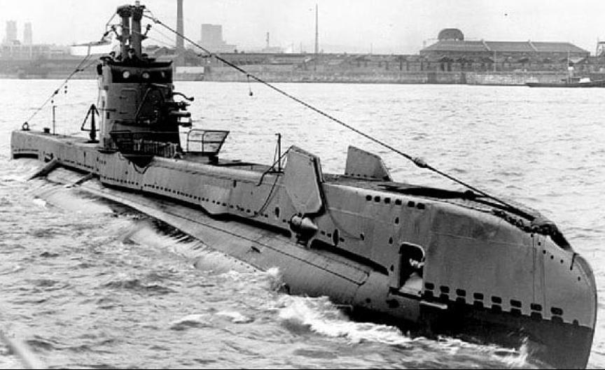 Подводная лодка «Saracen»