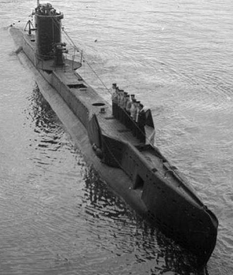 Подводная лодка «Ultimatum»