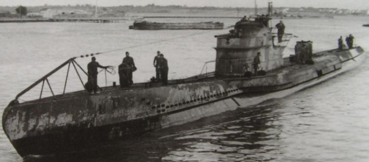 Подводная лодка «UA» (Batiray)