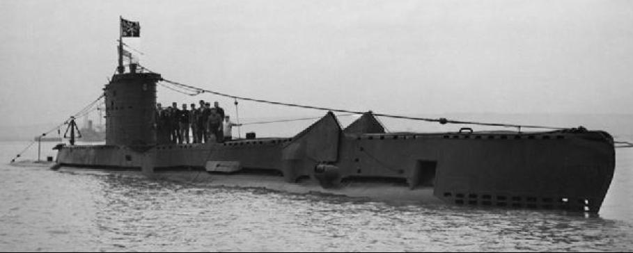 Подводная лодка «Unseen»