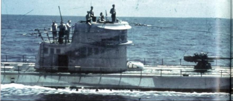 Подводная лодка «U-195»