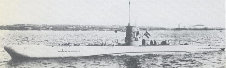 Подводная лодка «U-1»