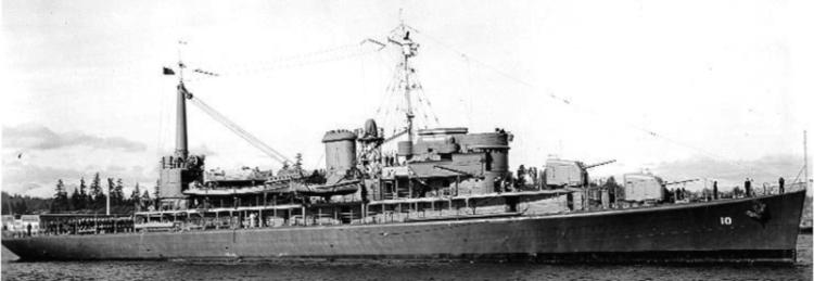 Плавбаза гидроавиации «Barnegat» (AVP-10)