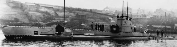 Подводная лодка «Unswerving»