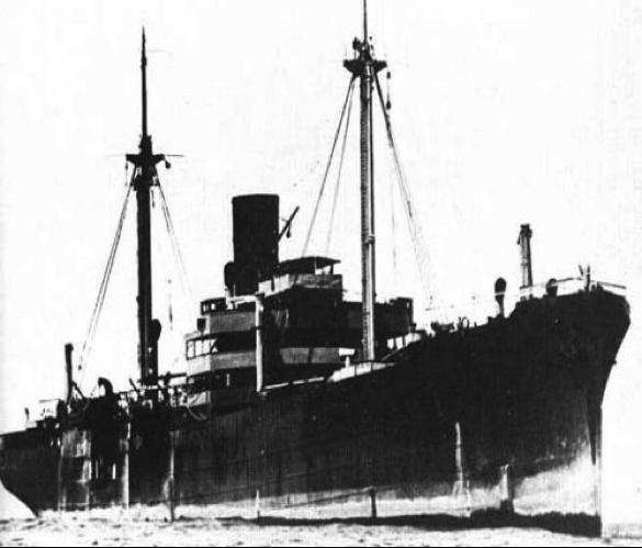Вспомогательный крейсер «Orion» (HSK-1)