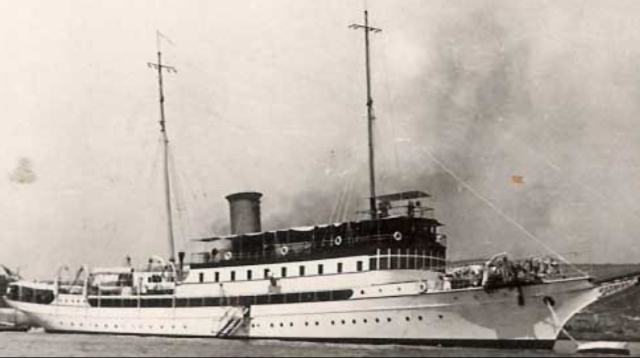 Канонерская лодка «Aurora» (Marechiaro)