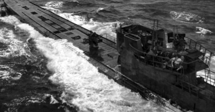 Подводная лодка «U-848»