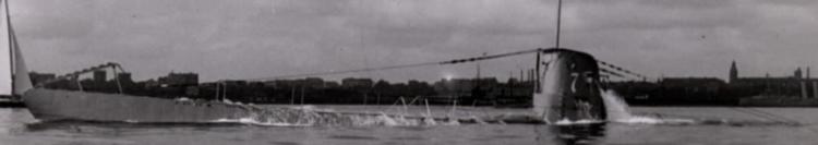 Подводная лодка «U-7»