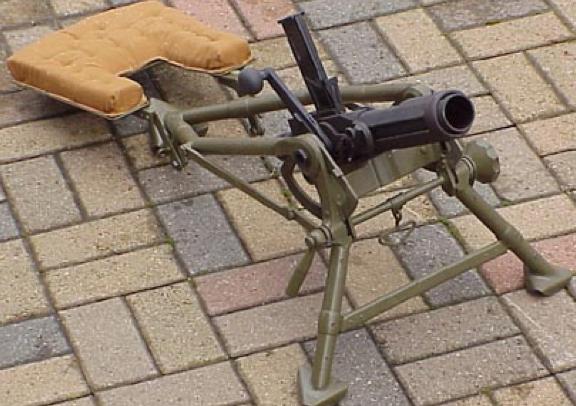 Миномет 45/5 Brixia  Modello 35