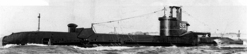 Подводная лодка «Sea Scout»