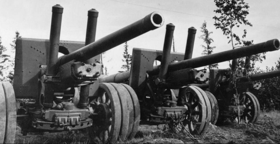 122-мм пушка обр. 1931 г. (А-19)