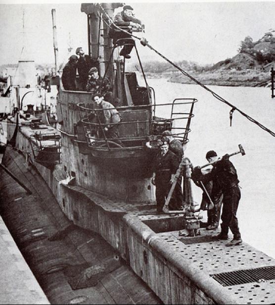 Подводная лодка «Upshot»