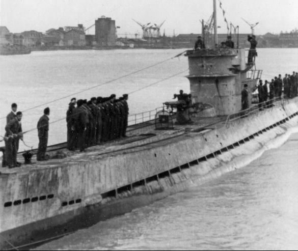 Подводная лодка «U-873»