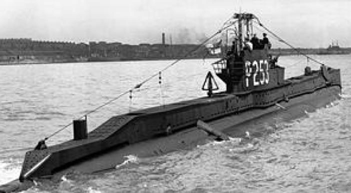 Подводная лодка «Sidon»
