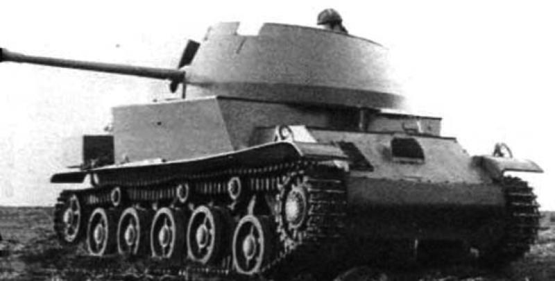 ЗСУ Landsverk L-62 Anti II