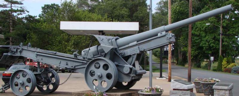 Полевая пушка 15-cm Kanone-16