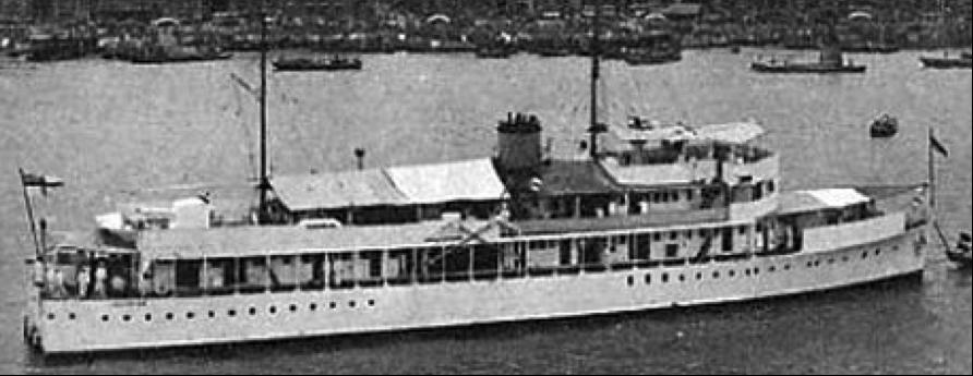 Канонерская лодка «Scorpion»