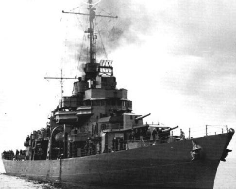 Канонерская лодка «Charlenston» (PG-51)