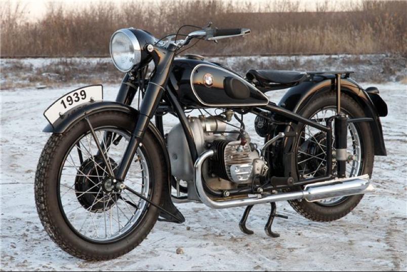 Мотоцикл BMW R-61