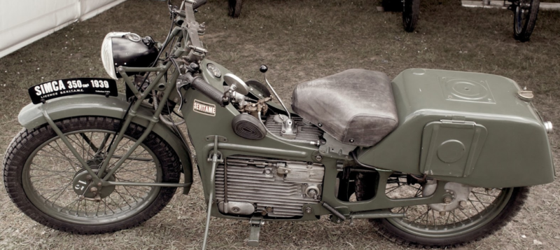 Мотоцикл SEVITAME