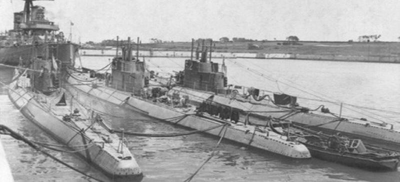 Подводные лодки «S-1», «S-3» и «S-2