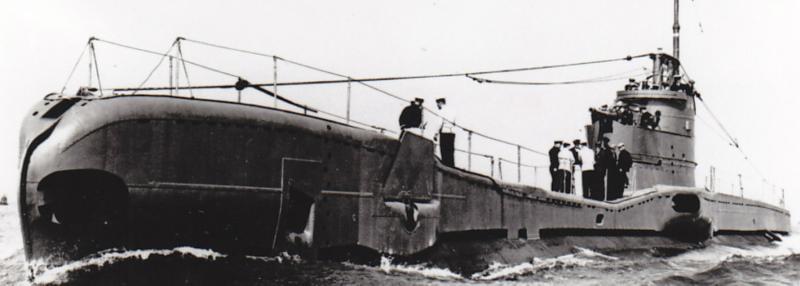 Подводная лодка «Torbay»