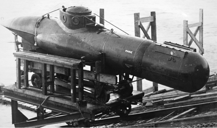 Подводная лодка типа «Welman»