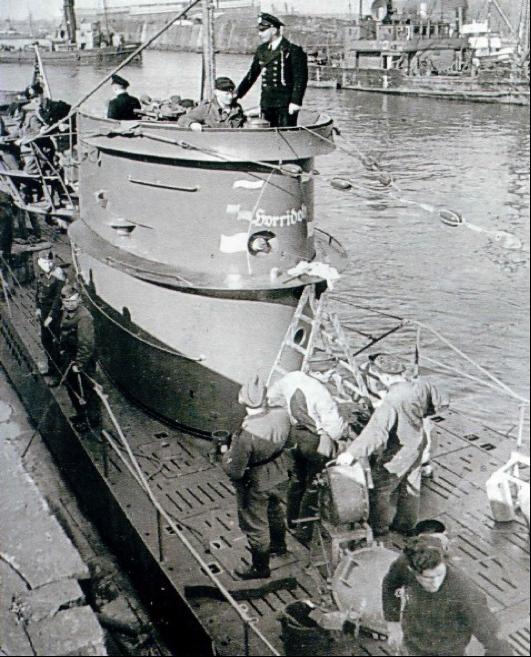 Подводная лодка «U-69»