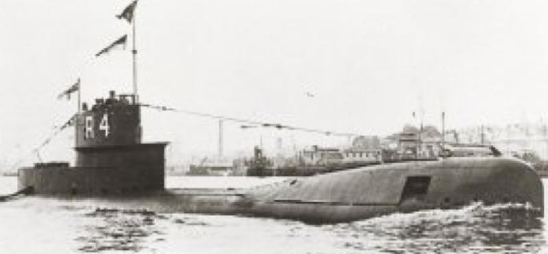 Подводная лодка «R-4»