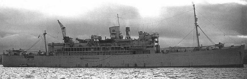 Вспомогательный крейсер «Carinthia»