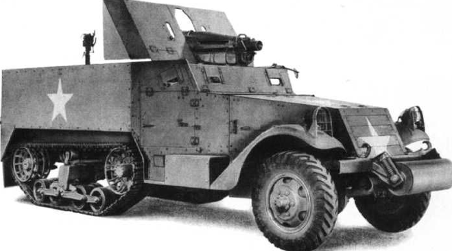 САУ 75-mm T30 HMC