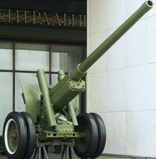 122-мм пушка образца 1931/37 гг. (А-19)