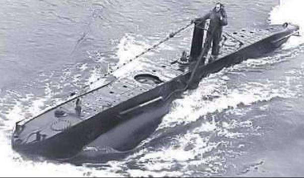 Подводная лодка «Х-5»