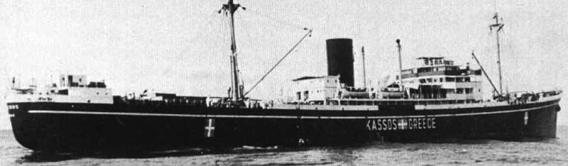 Вспомогательный крейсер «Pinguin» (HSK-5)