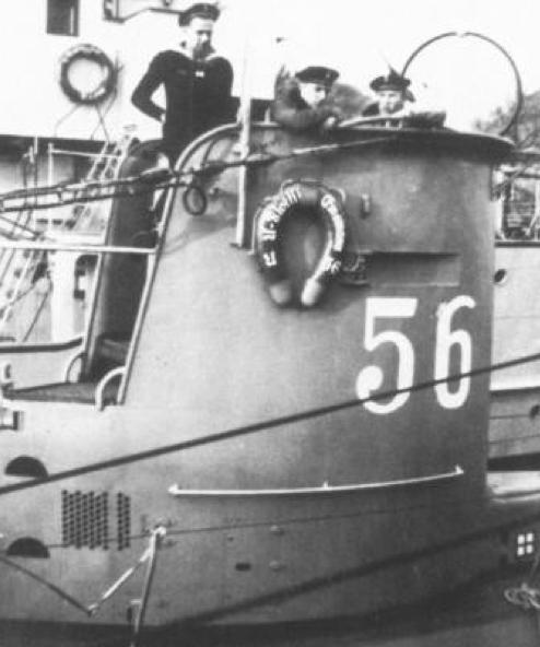 Подводная лодка «U-56»