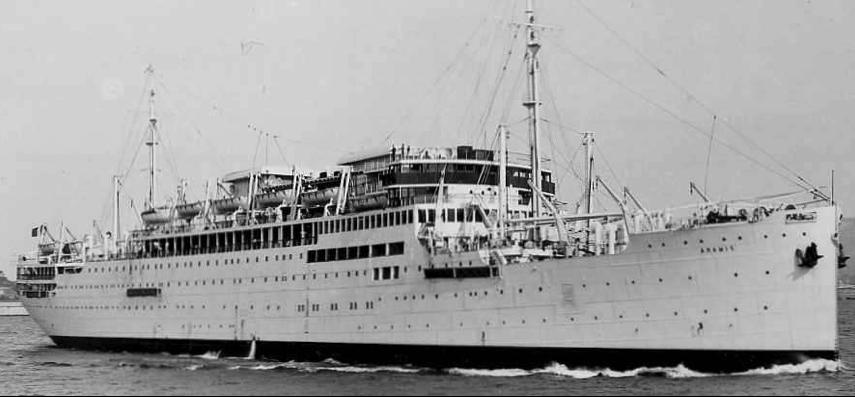 Вспомогательный крейсер «Aramis» (Х-01)