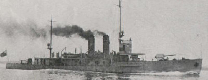 Канонерская лодка «Ming Chuаn»
