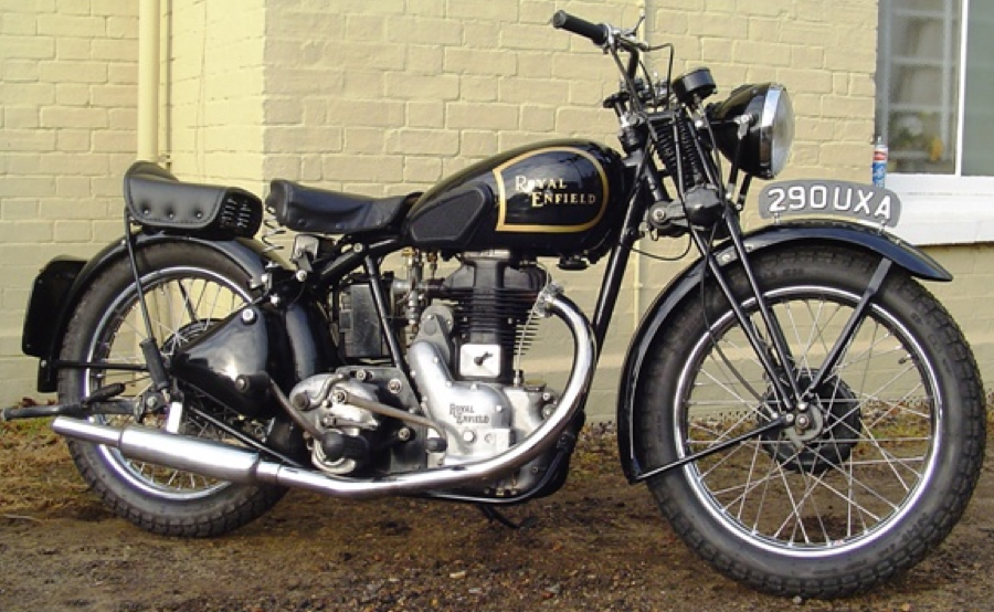 Мотоцикл Royal Enfield WCO 350cc