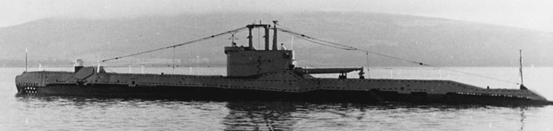 Подводная лодка «Scorcher»