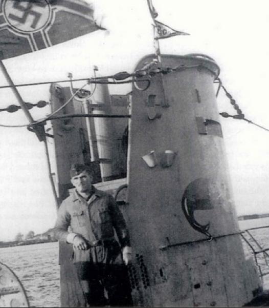 Подводная лодка «U-60»