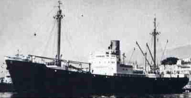 Вспомогательный крейсер  «Komet» (HSK-7)