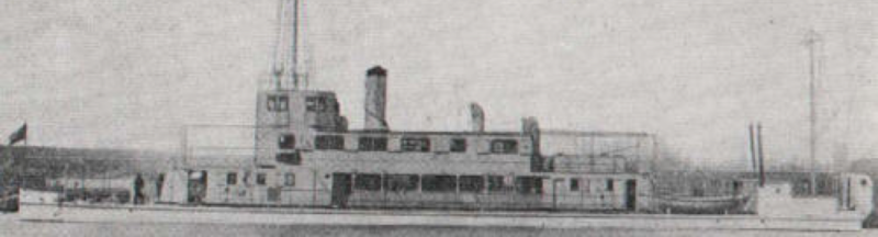 Канонерская лодка «Chiang Hsі»