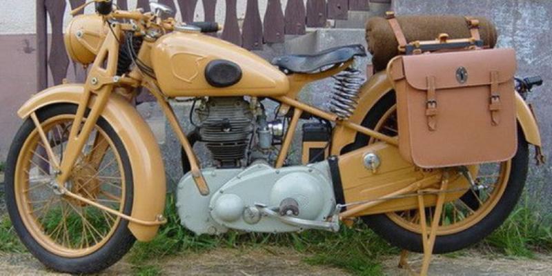 Мотоцикл NSU-251 OSL