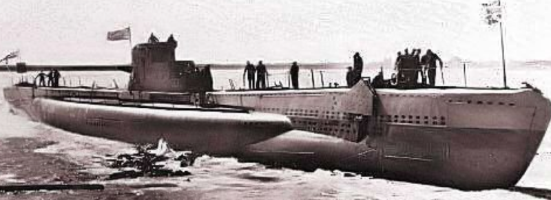 Подводная лодка «Amphion» (Anchorite)